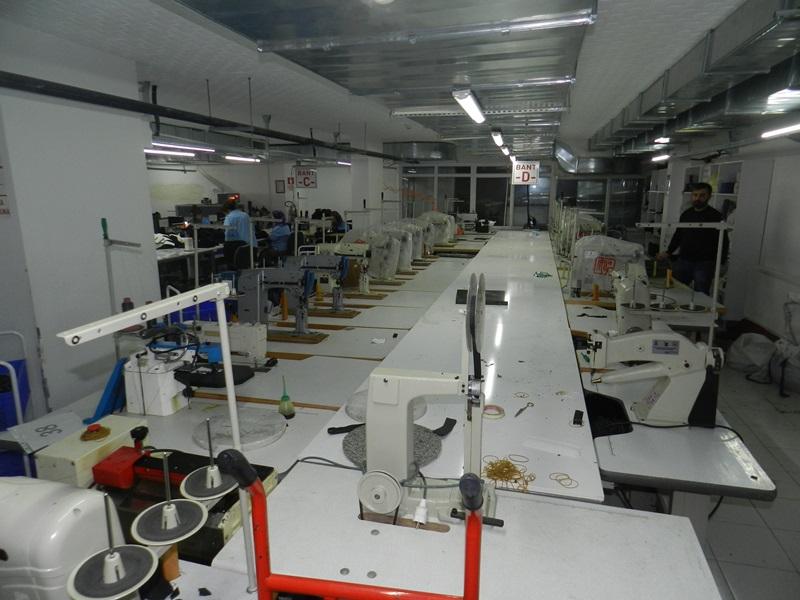 Экскурсия на швейную фабрику компании «DiGS-Line»